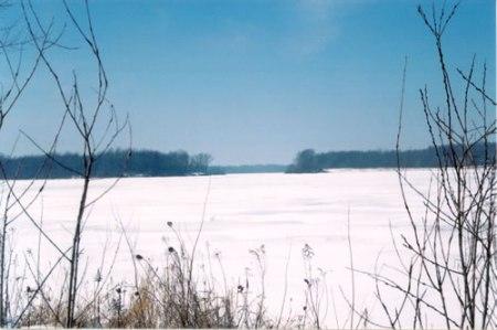 Wooster Lake, Potato Creek State Park